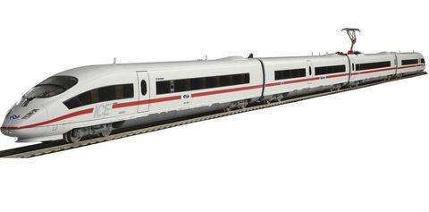 Piko 57306 Пассажирский скоростной поезд NS ICE,1:87
