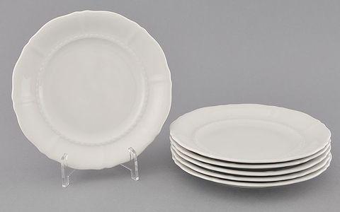 Набор тарелок мелких 25 см Соната Leander