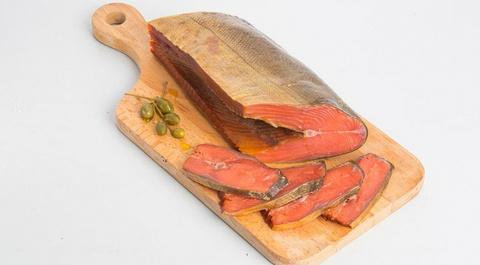 Кижуч - балык холодного копчения, Камчатка (кг)