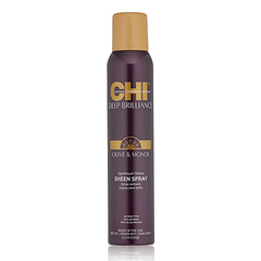 CHI Deep Brilliance Olive & Monoi Sheen Spray - Спрей-блеск для волос