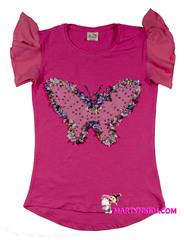540 футболка бабочка