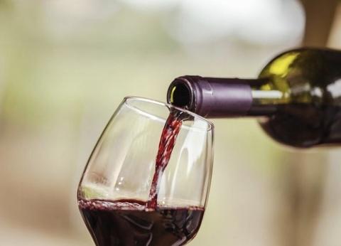 Вино Саперави Хареба 0,75л
