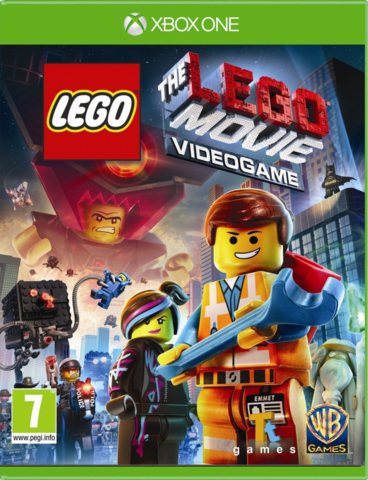 Microsoft Xbox One LEGO Movie Videogame (русские субтитры)