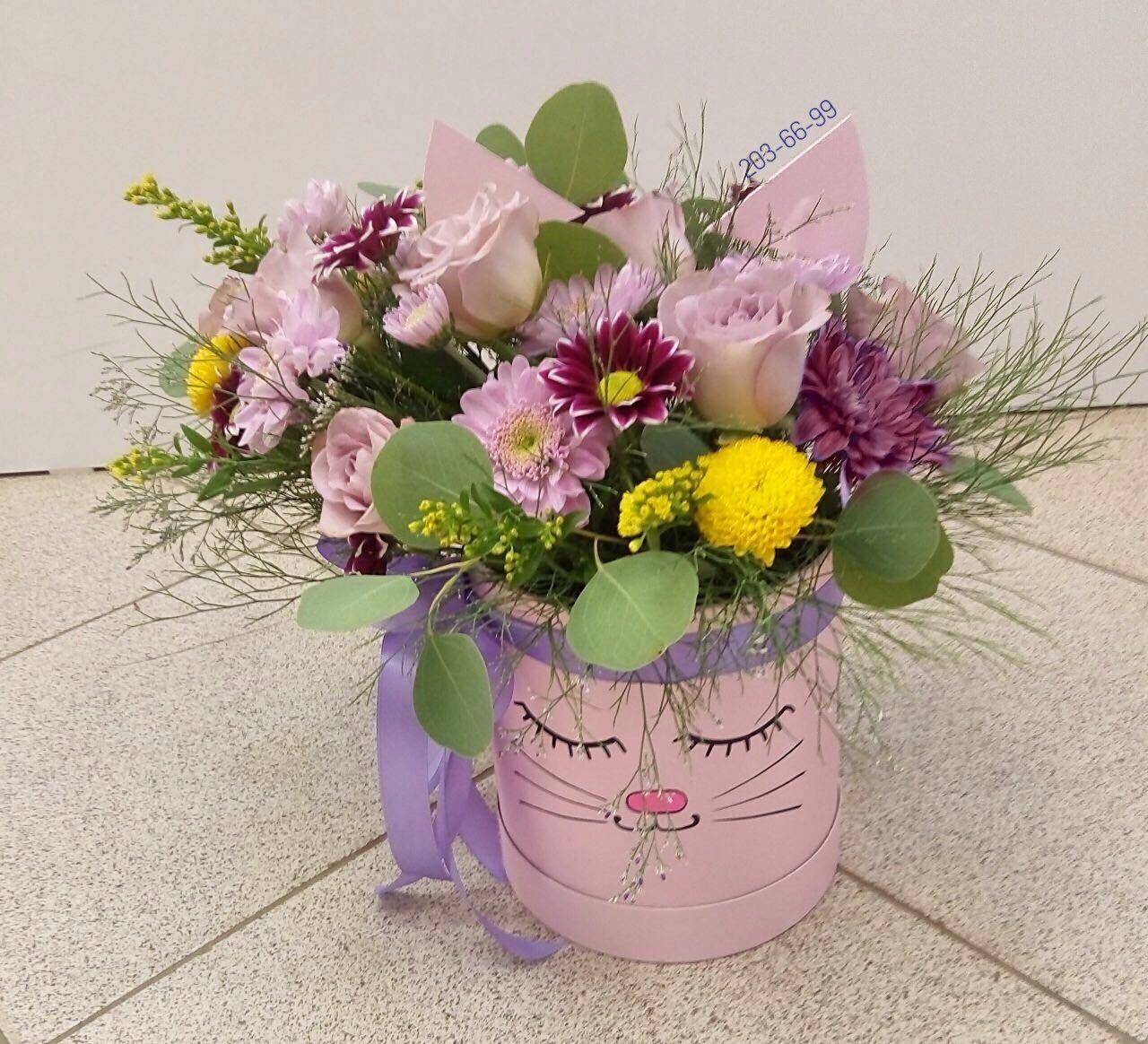 Маленькие букет цветов пермь, букеты композиции