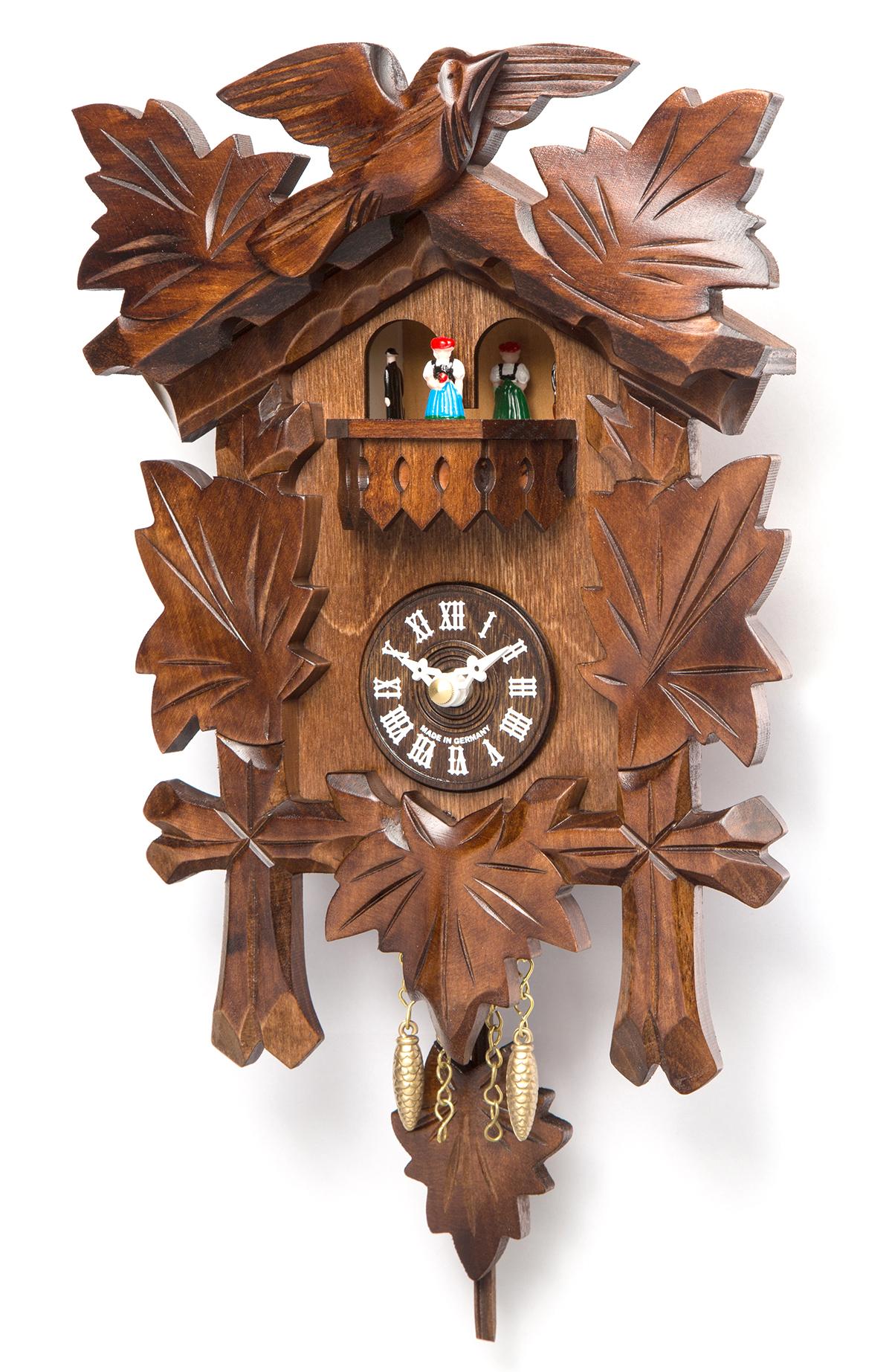 Часы настенные с кукушкой Tomas Stern 5017