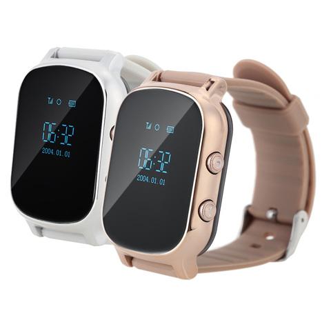 Часы трекер с GPS Smart Watch T58