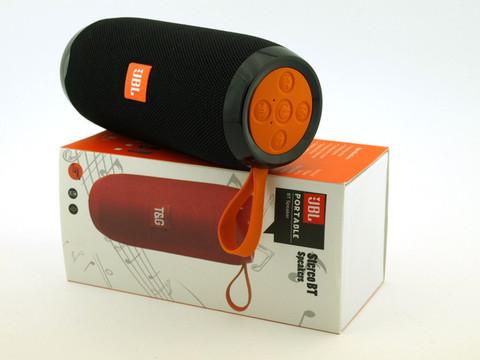 Колонка Bluetooth TG-106 (цвет ассорти)