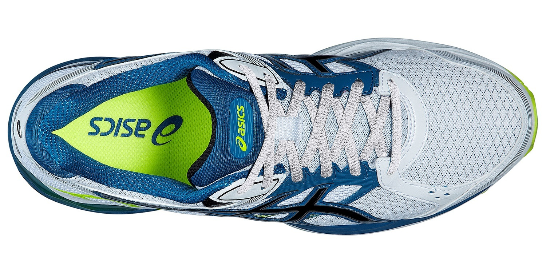 Мужские беговые кроссовки Asics Gel-Pulse 7 (T5F1N 0199) белые фото