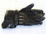 Мотоперчатки кожаные RS Taichi NXT047, чёрные