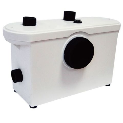Канализационный насос Aquatim AM-STP-600 с измельчителем