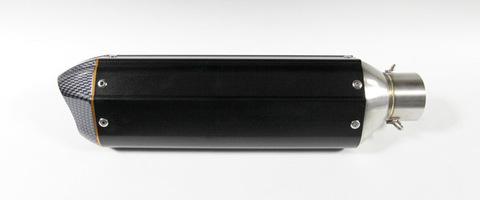 Глушитель универсальный, черный, R-51