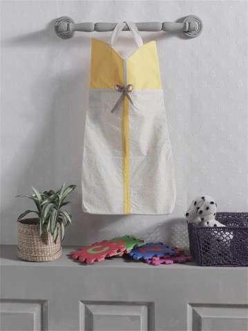 """Прикроватная сумка серии """"Butterfly"""", 100% хлопок, размер 30*65 (стандарт)"""