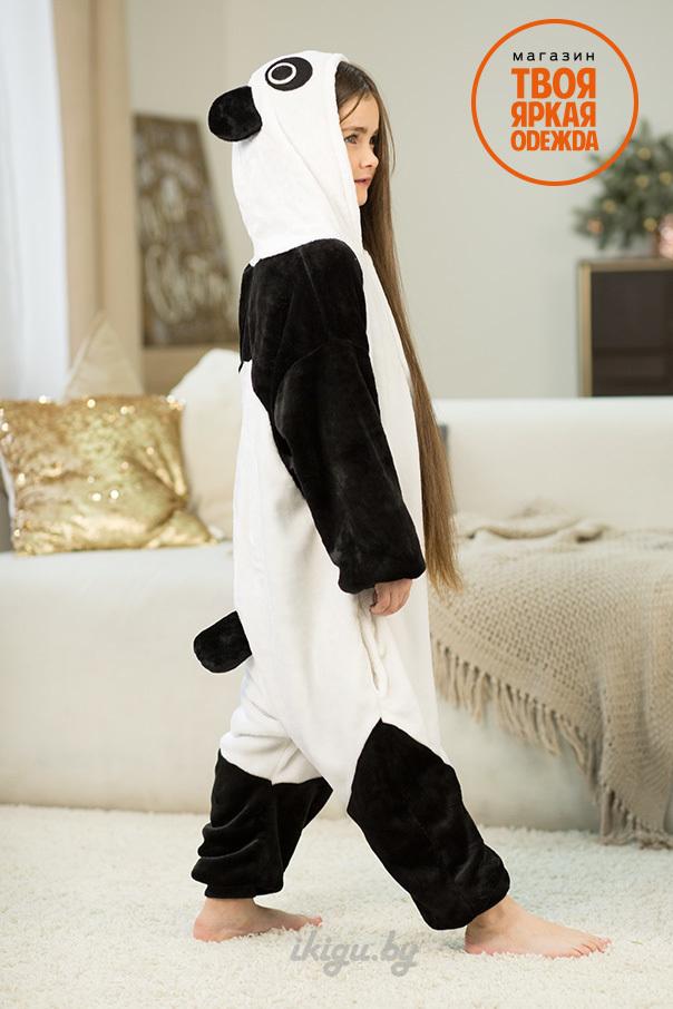 """Детские пижамы кигуруми """"Кунг-фу Панда"""" панда_3.jpg"""