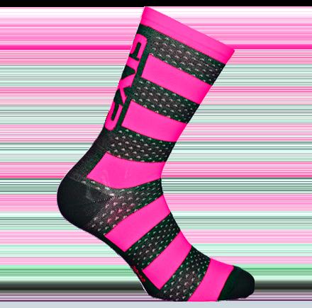 Sixs, Теплые термо-носки с мериносовой шерстью LUXURY MERINOS, розовый