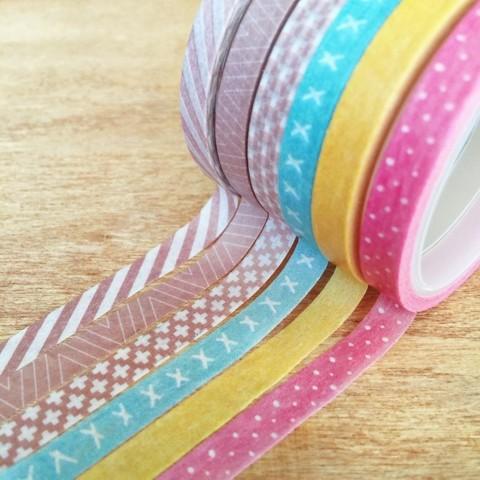 Скотч washi tape из коллекции Finders Keepers