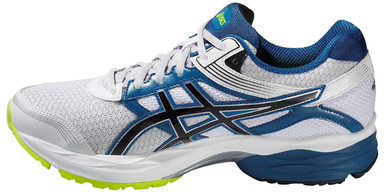 Мужская беговая обувь Asics Gel-Pulse 7 (T5F1N 0199) белая фото