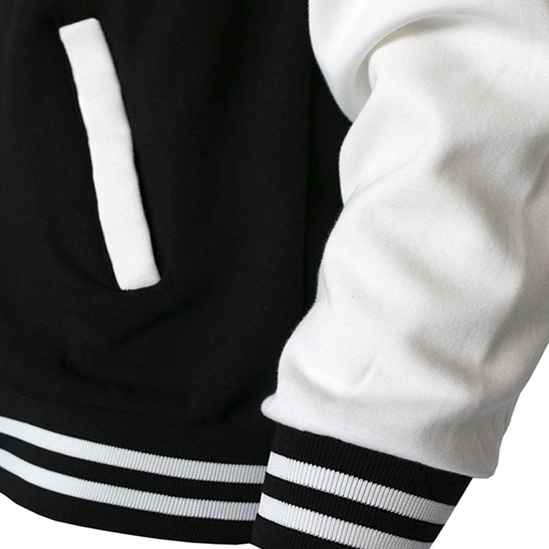 Куртка бейсбольная Флэш — Baseball Jacket The Flash