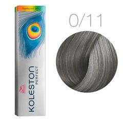 Wella Koleston Perfect Special Mix 0/11 (Микстон пепельный интенсивный) - Краска для волос