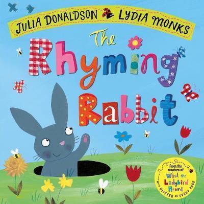 Kitab The Rhyming Rabbit   Julia Donaldson