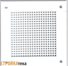 Решетка 210*210 белая, м.клетка