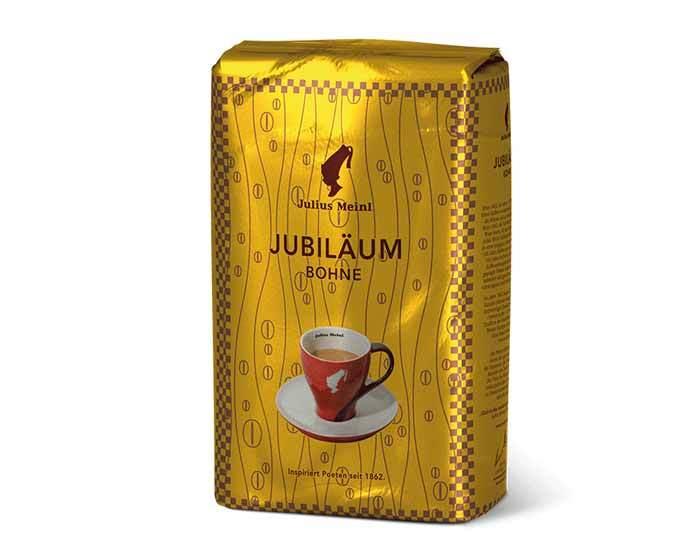 Кофе в зернах Julius Meinl Jubileum, 500 г (Юлиус Майнл)