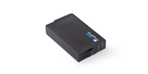 Аккумулятор для камеры GoPro Fusion Battery (ASBBA-001) вид сверху сбоку