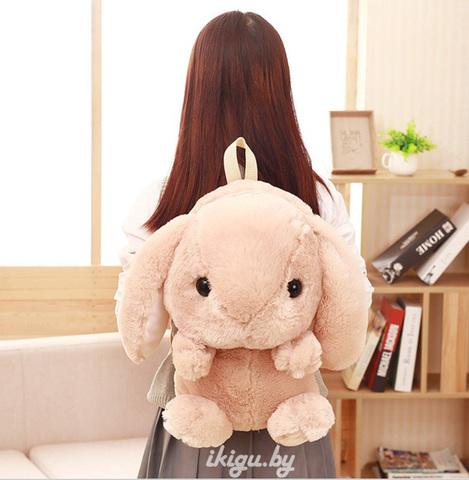 Рюкзачок Кролик Розовый