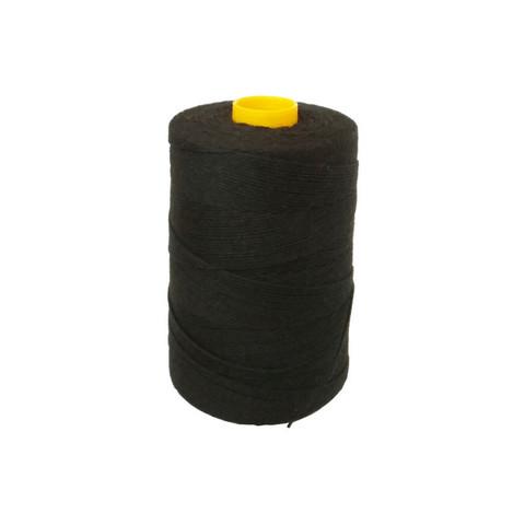 Нить прошивная для документов ЛШ460, 500 метров, черная d 1,5мм