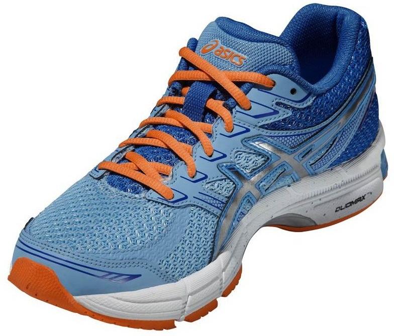 Женская беговая обувь Asics Gel Phoenix 6 (T470N 4193) синие фото