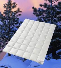 Одеяло пуховое теплое 155х200 Kauffmann Legend 650