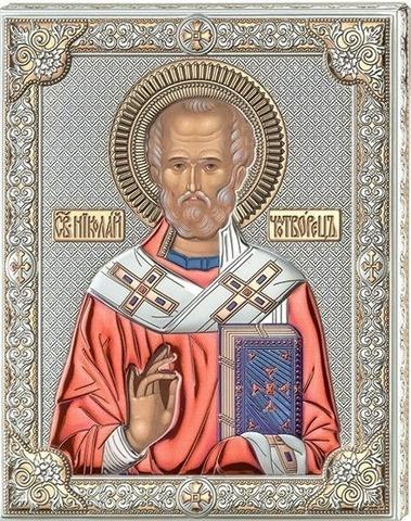 Икона Св Николай Чудотворец (16*20)