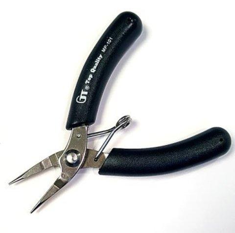 Ювелирный инструмент - плоскогубцы 110 мм