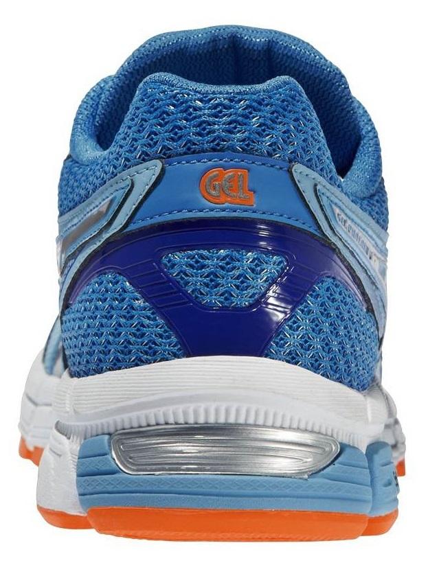Женские беговые кроссовки Asics Gel Phoenix 6 (T470N 4193) синие фото пятка