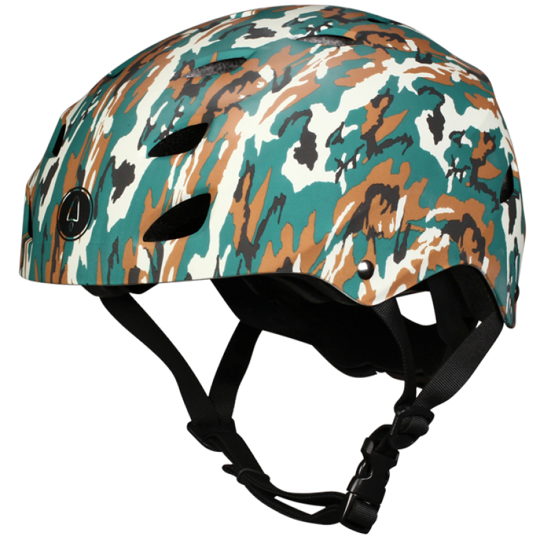 BMX Шлем LOS RAKETOS Berkut (Waterfall Camo)