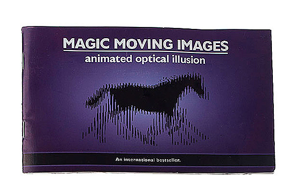 Живая книжка (magic moving images)