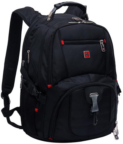 Рюкзак SWISSWIN 8112-17 для ноутбуков 17 дюймов