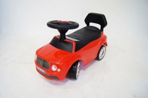 Толокар Rivertoys Bentley красный JY-Z04A-RED