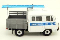 UAZ-39094 Farmer with ladder Agat Mossar Tantal 1:43