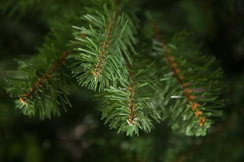Искусственная елка Норвежская 120 см зеленая