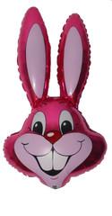 F Мини фигура Заяц (фуксия) / Rabbit (14