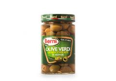 Оливки зеленые без косточек, 290г