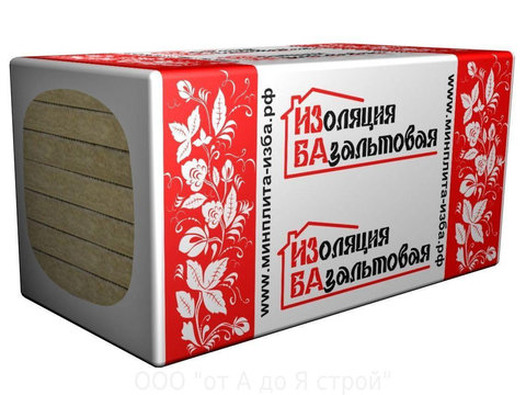 Изба ЛАЙТ-40 1000х600х50 12 шт