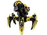 Keye Toys Space Warrior. Радиоуправляемый боевой робот-паук (лазер, ракеты) 2.4GHz (золотой) + АКК и ЗУ