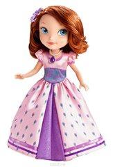 Кукла София в розовом платье