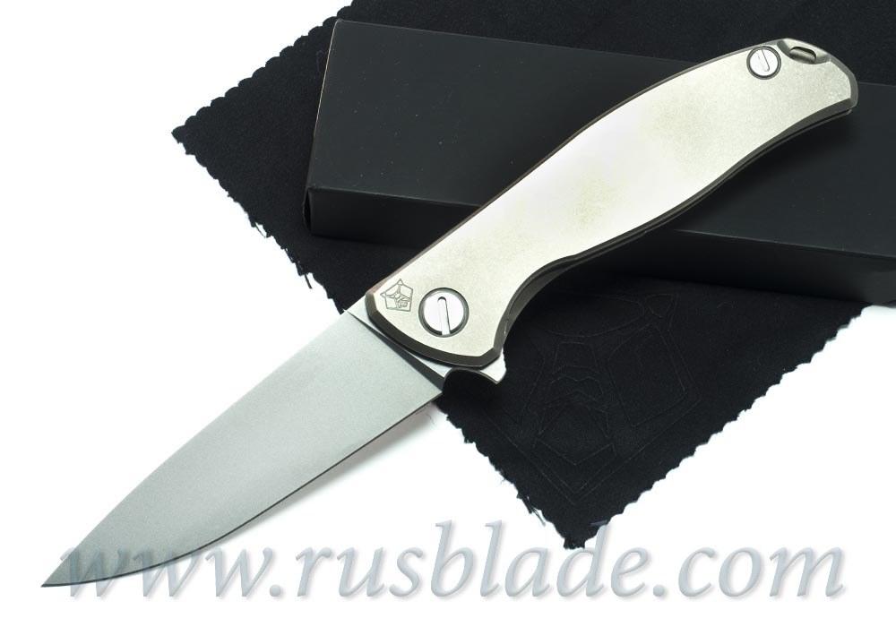 Shirogorov Flipper 95 М390 Nudist