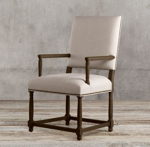 Empire Parsons Fabric Armchair