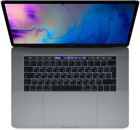Apple MacBook Pro Touch Bar и Touch ID 15
