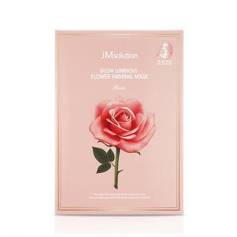 GLOW LUMINOUS FLOWER FIRMING MASK Rose