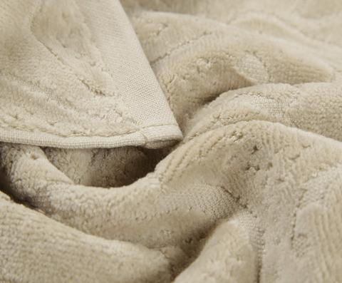 Набор полотенец 3 шт Luxberry Барокко мокко