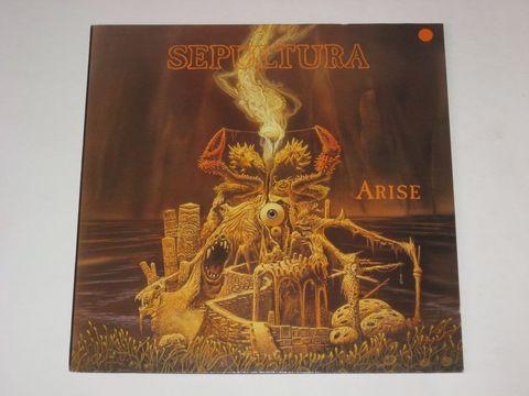 Sepultura / Arise (LP)